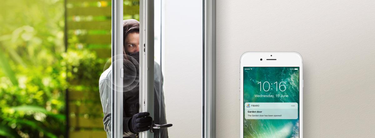 Sterowanie bramą wjazdową z telefonu – Senso Smart Home