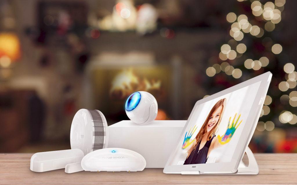 Czujnik dymu i czadu z-wave Fibaro – Senso Smart Home